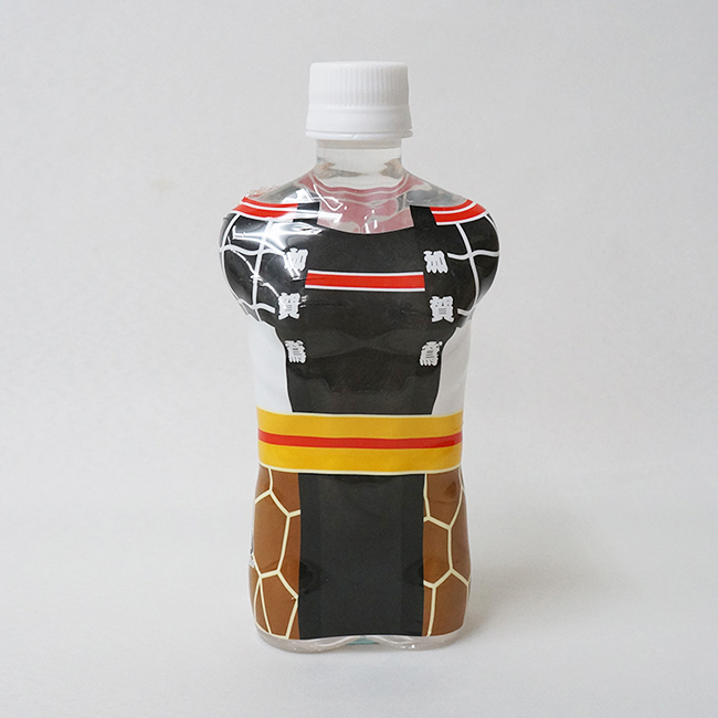 男性型ペットボトル
