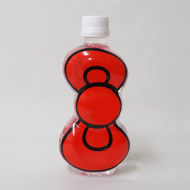 リボン型ペットボトル