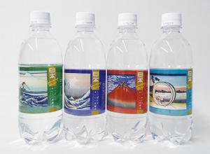 炭酸水ペットボトル